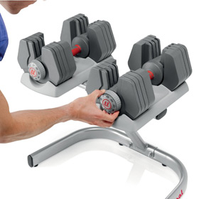 Universal Power-Pak 445 Dumbbells